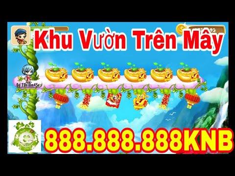 Game Mobile Khu Vườn Trên Mây | Free 888.888.888KNB Xài Thả Ga – Mua Full Chậu & Vật Phẩm Shop