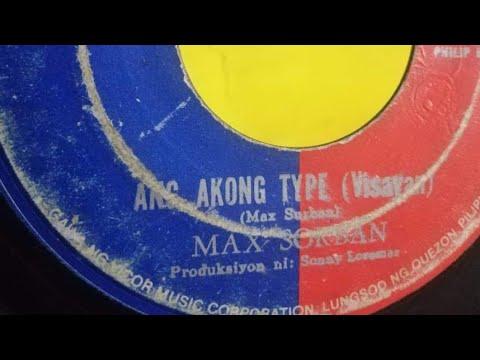 Max Surban - Akong Type (With Lyrics)