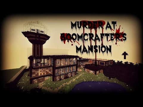 Murder at Boomcrafter's Mansion