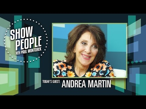 Show People with Paul Wontorek Full Interview: NOISES OFF Tony Nominee Andrea Martin