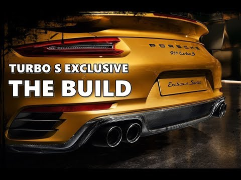 Porsche 911 Turbo S Exclusive Series - Build Documentary