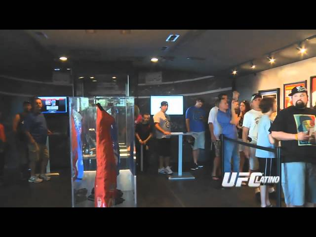 UFC Octagon Nation Videos De Viajes