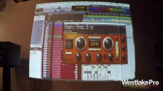 Dave Audé - Waves Abbey Road + H-Delay | Westlake Pro Masterclass