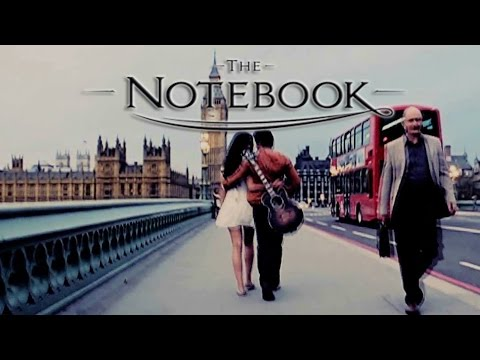 The Notebook (Shah Rukh Khan, Katrina Kaif, Ranbir Kapoor) Fake