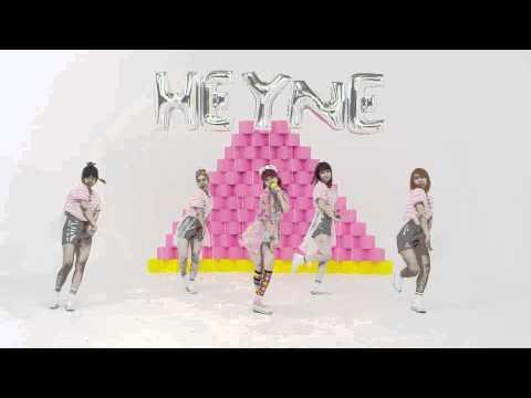 혜이니(HEYNE) : 3rd Digital Single '새빨간 거짓말' MV Dance ver.