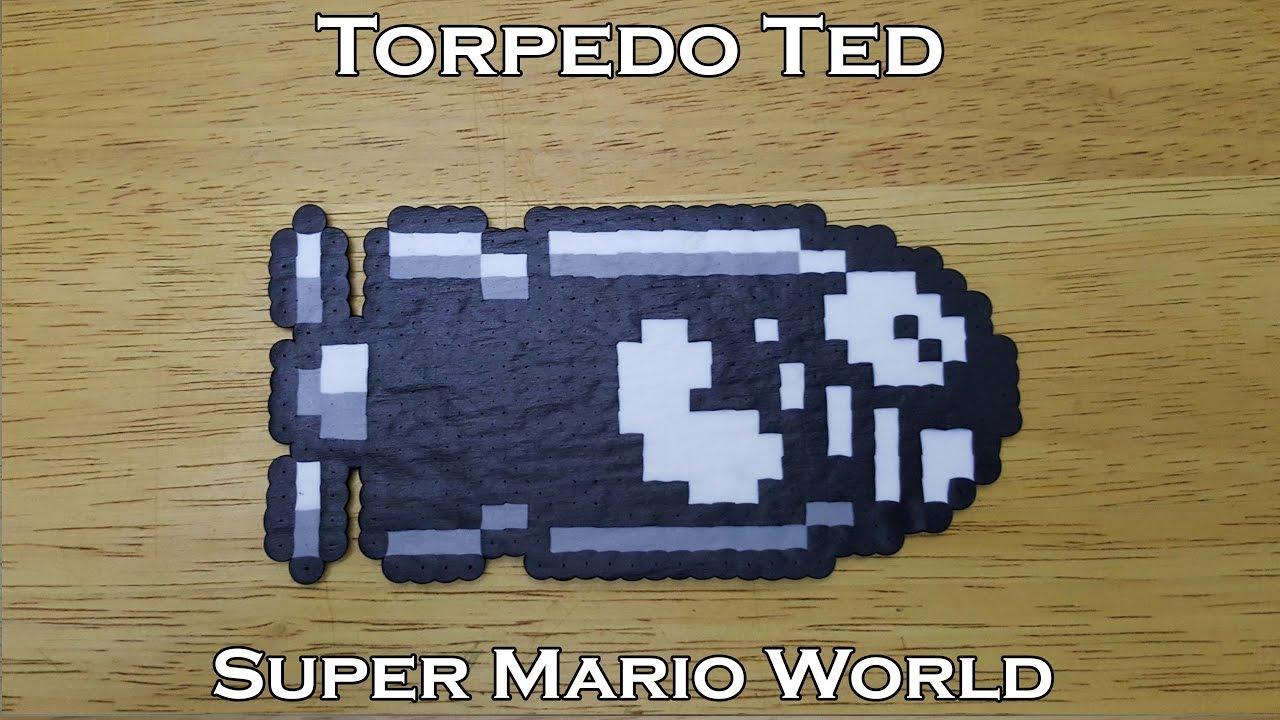 Torpedo Ted - New Super Mario U Wiki Guide - IGN