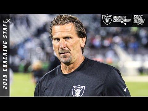 Las Vegas Raiders Will Greg Olson Be A Better Play Caller Then Jon Gruden? By Eric Pangilinan