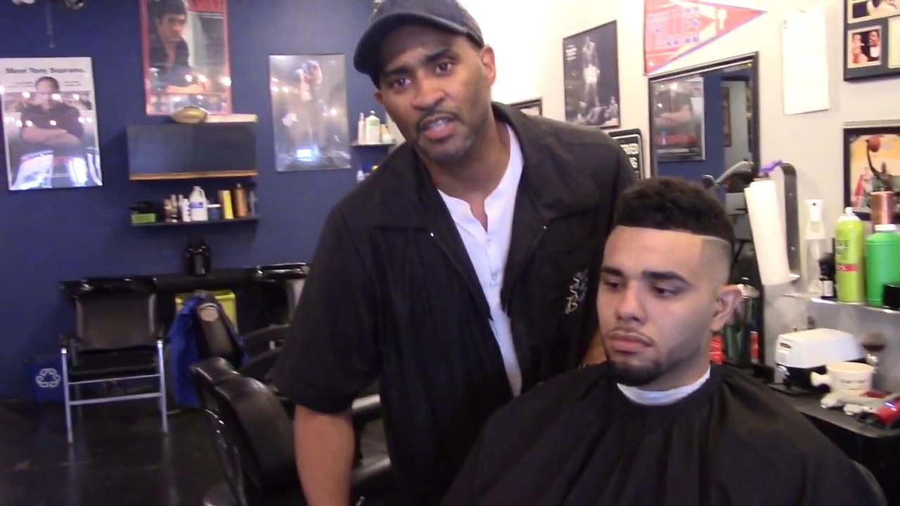 Vinny Haircut Faux Hawk