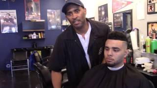 Mohawk bald fade part 2