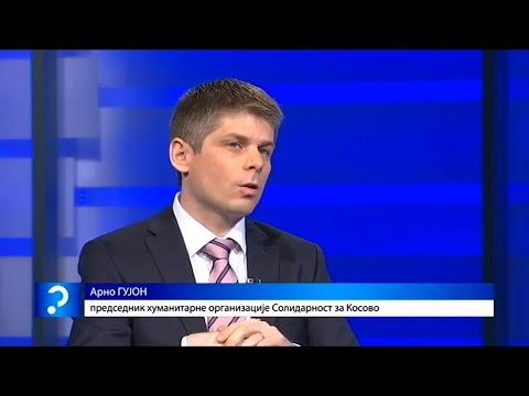 Arno Gujon o rešenju za Kosovo i Metohiju - Upitnik - RTS - 16.03.2021.