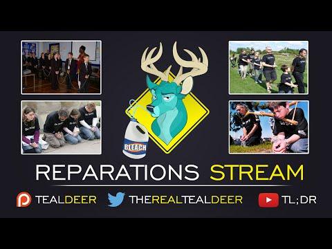 TL;DR - Reparations Stream