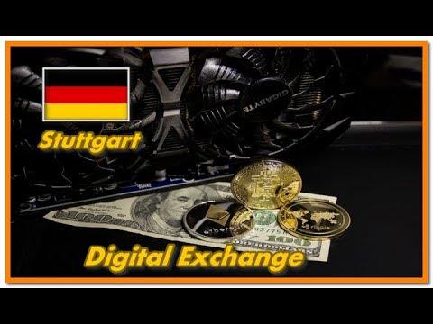 Boerse Stuttgart Launches Regulated Digital Exchange