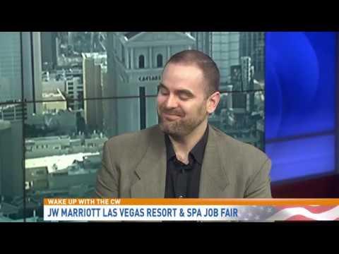 JW Marriott Las Vegas Resort Hosts Job Fair