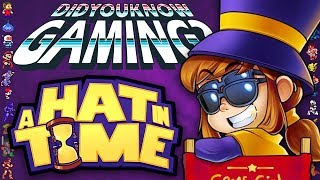 A Hat in Time - Did You Know Gaming? Feat. Shesez (Boundary Break)