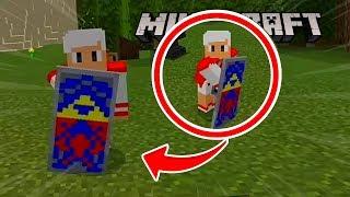 COMO PERSONALIZAR O ESCUDO NO MINECRAFT PE ! (Minecraft Pocket Edition)