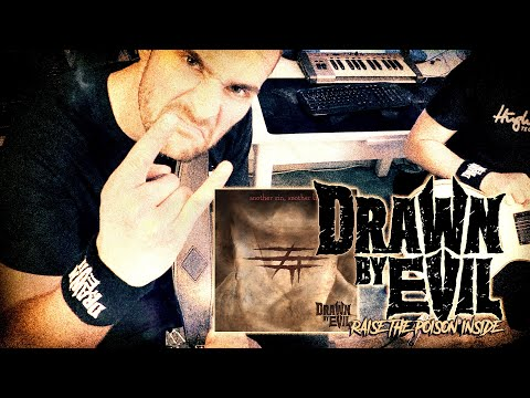 DRAWN BY EVIL - Raise The Poison Inside (official playthrough video)
