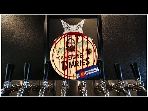 The Beer Diaries Colorado Metal Animation Teaser