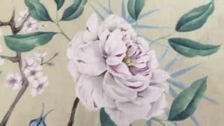 Шоу рум Les Stores - английские ткани и обои Sanderson, Morris, Zoffany идр(, 2016-06-09T18:59:02.000Z)
