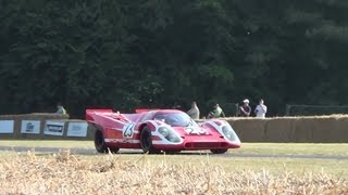 How to start a Porsche 917?Rev