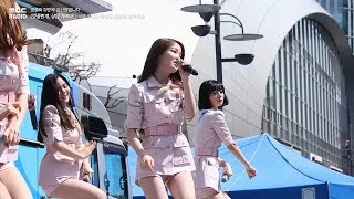 OH MY GIRL -  Secret Garden ,오마이걸 - 비밀정원[정오의 희망곡 김신영입니다]20180409