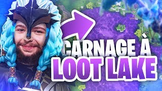 CARNAGE À LOOT LAKE !