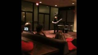 Youth In Government Talent Show Cover: Six by All That Remains, Raining Blood by Slayer