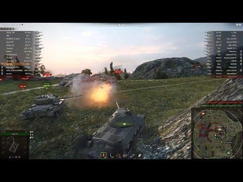ИС-3 против десяток | Редли Уолтерс | World Of Tanks