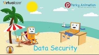 Data Security Cartoon Explainer Video