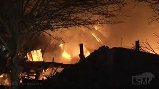 01-24-2020 Houston, TX - Massive Explosion Ground Zero