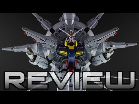 MG 1/100 ZGMF-X13A Providence Gundam Premium Edition - GUNDAM SEED - GunplaReview