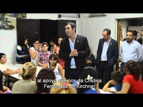 La nena que se emociona al agradecer a Cristina por su primer viaje de egresados | El Destape
