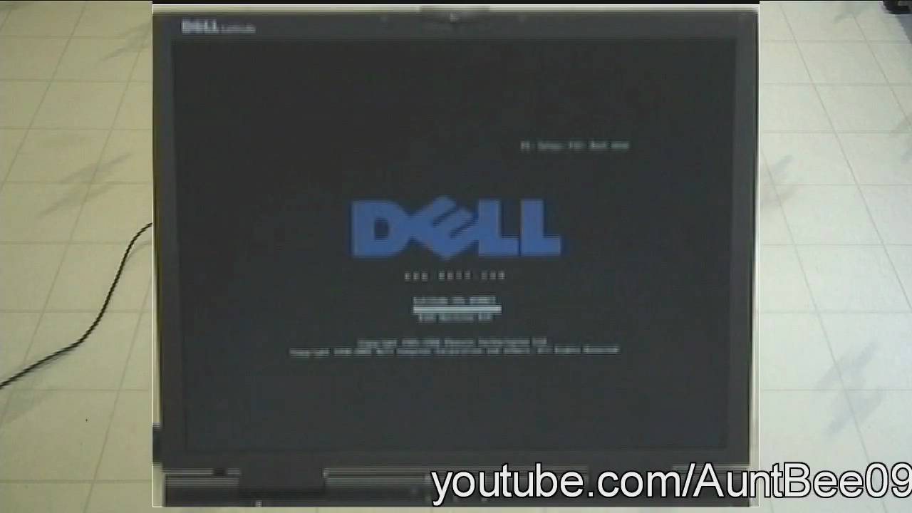 Dell Laptop Common Problems - Freezing, Start Up Error, Blue Screen
