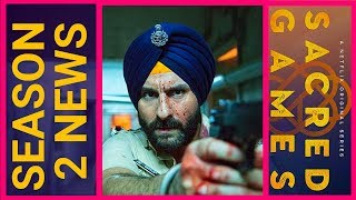 Netflix Sacred Games Season 2: Might be in trouble!