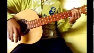 Cover Guitarra-Que Serias Tú-Los Primos MX