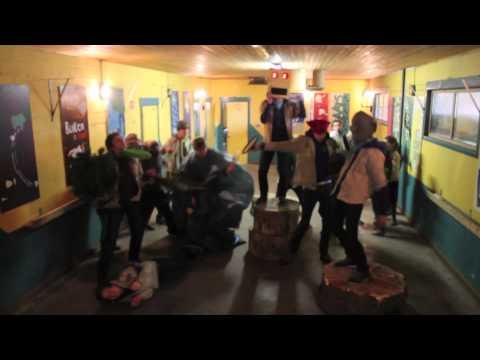 Harlem Shake scouts Massemen