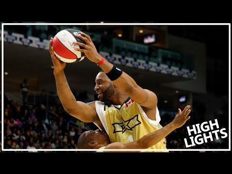 Tracy McGrady Highights at 2016 NBA Celebrity All-Star Game (2016.02.12) - 18 Pts, 12 Rebs, 6 Asts