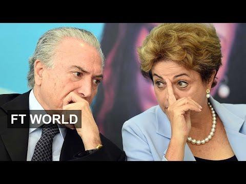 Brazil impeachment - Rousseff suspended I FT World