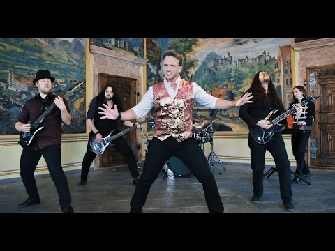 DRAGONY - Legends Never Die (Official Video) | Napalm Records