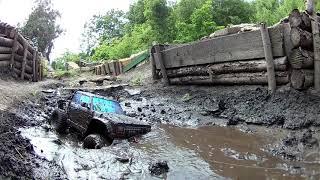 Гряземес,крутые тачки,сложные препятствия RC CAR OFF ROAD Dirt mix, cool cars, challenging obstacles