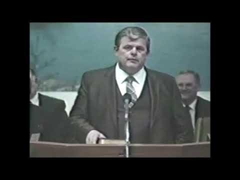 Gospel Assembly Church Brother Paul Dyal