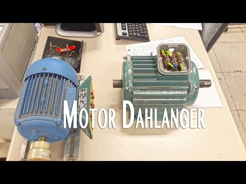 Dahlander Motor