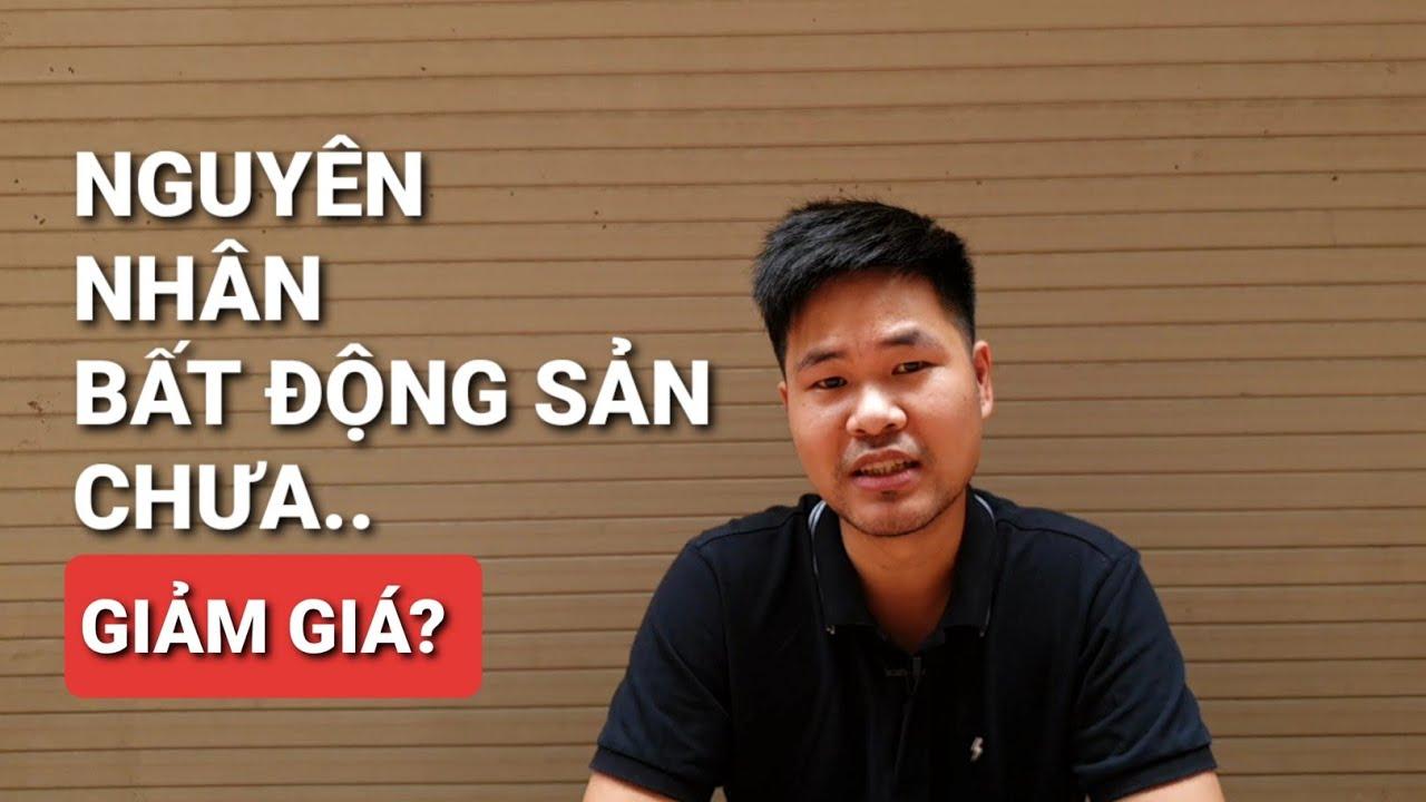 Nguyên Nhân Bất Động Sản 2020 Chưa Giảm Giá? | Trần Minh BĐS
