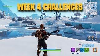 *LEAKED* Season 7 Week 4 Challenges | Giveaway | Fortnite Battle Royale