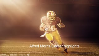 Alfred Morris||Runnin|| Redskins Tribute Career Highlights