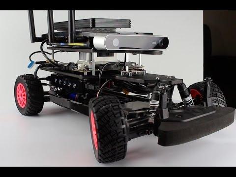 Jetson RACECAR Build - Upper Platform