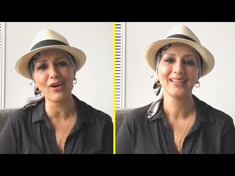 EMOTIONAL Sonali Bendre's MESSAGE For India's Best Dramebaaz Finale