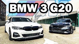 Видео Выбор Новый БМВ 320i или 320d (G20) 2021 | xdrive - честный отзыв владельца 3 серии 2020 (автор: ЗЕЛИК)