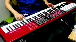 Keyboard solo : AKIRU(@yatorang) https://www.youtube.com/channel/UC...