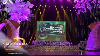 46th Guillermo Mendoza Box Office Entertainment Awards