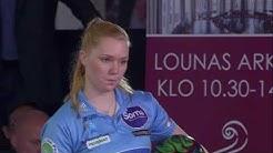 Piritta Maja - Sanna Pasanen, keilailun naisten SM-finaali 2016